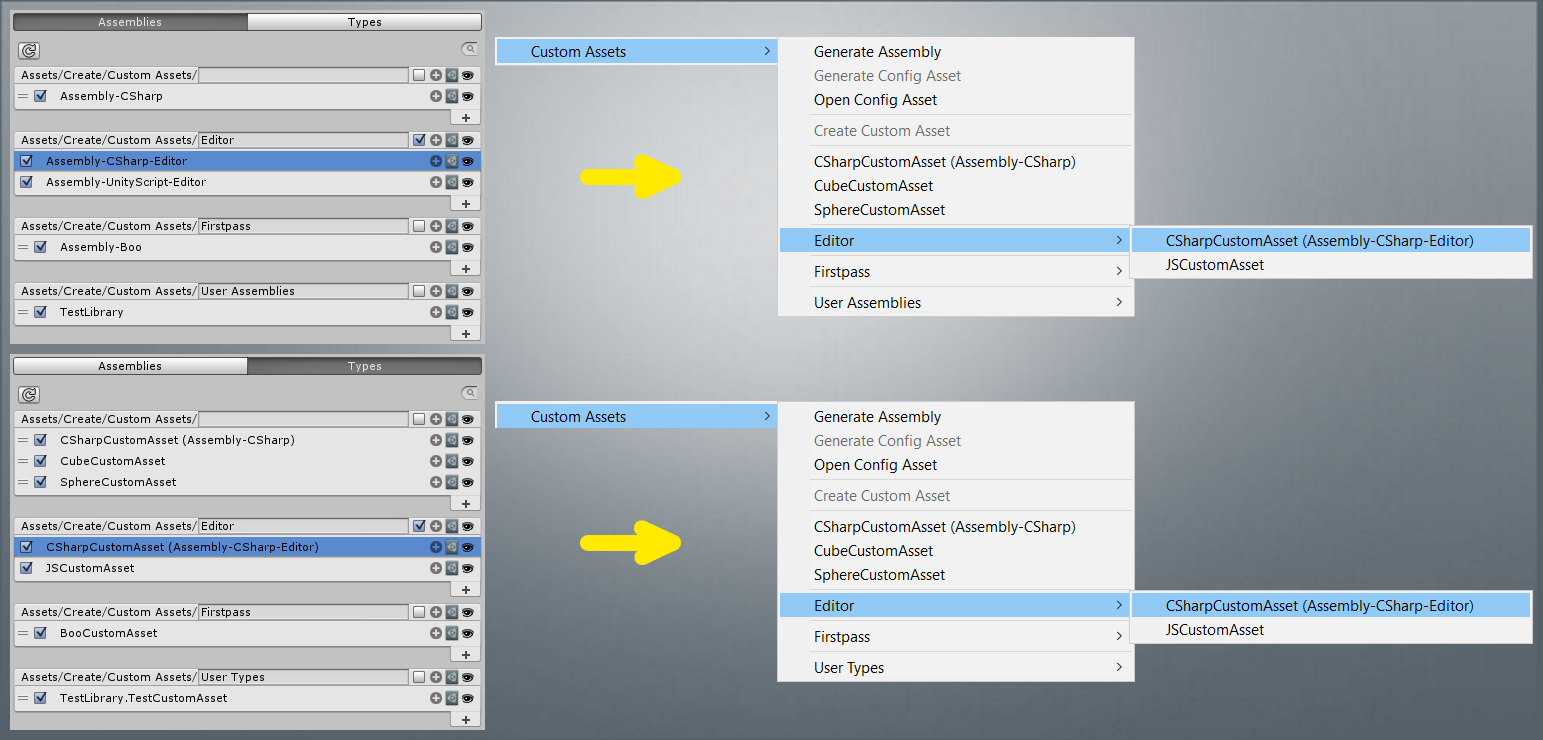 Details • Custom Asset Generator